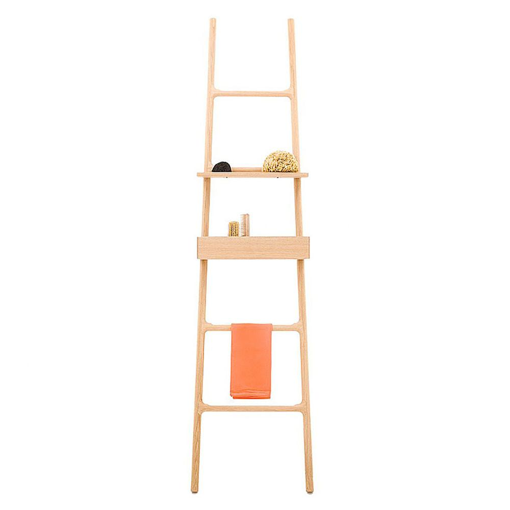 Top3 Design Discipline Tilt Oak Hanger Ladder