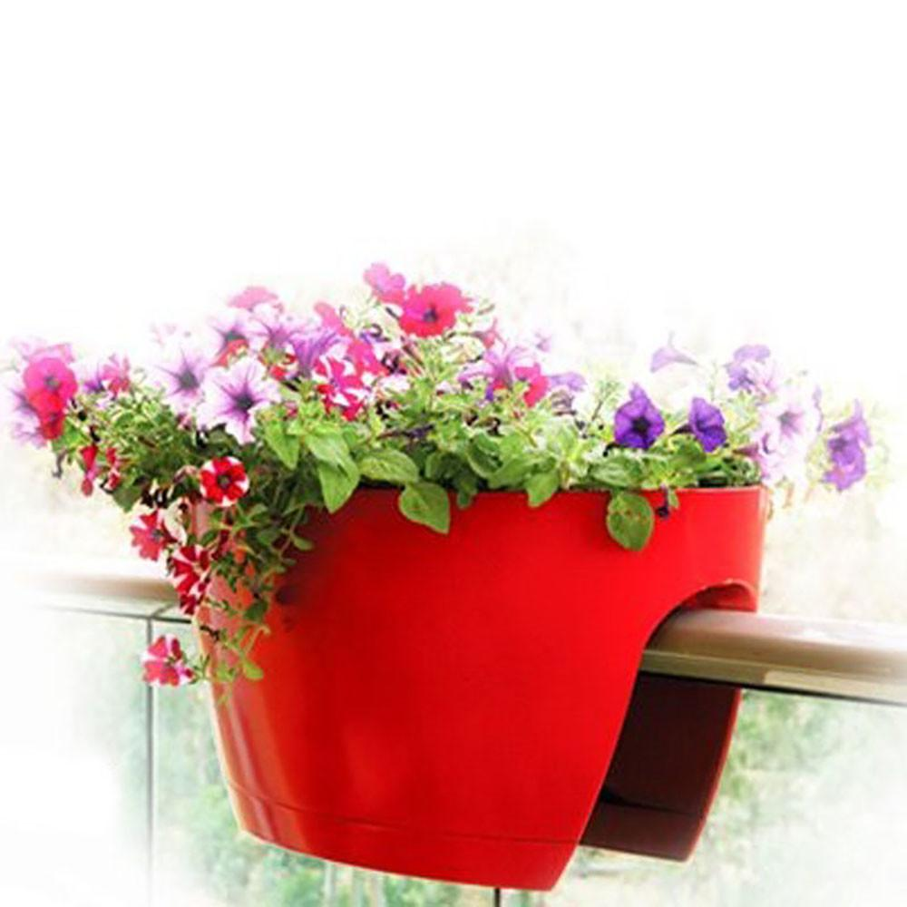 Top3 Design Greenbo Planter Red