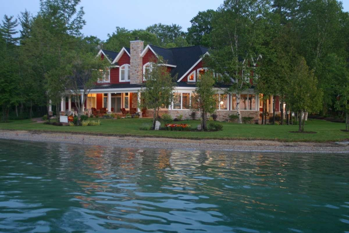 Torch Lake Homes Professional Builders