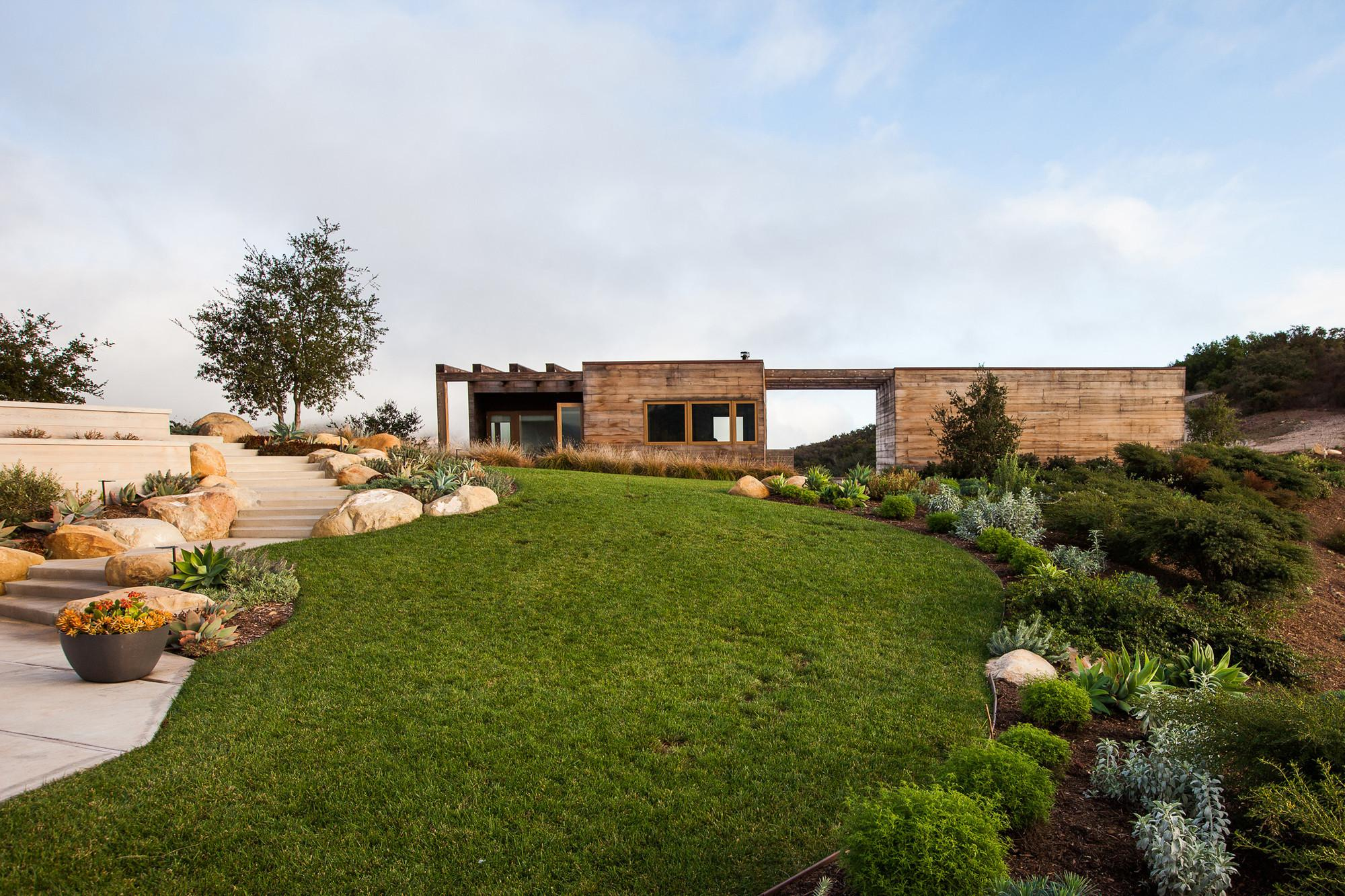 Toro Canyon House Bestor Architecture Archdaily