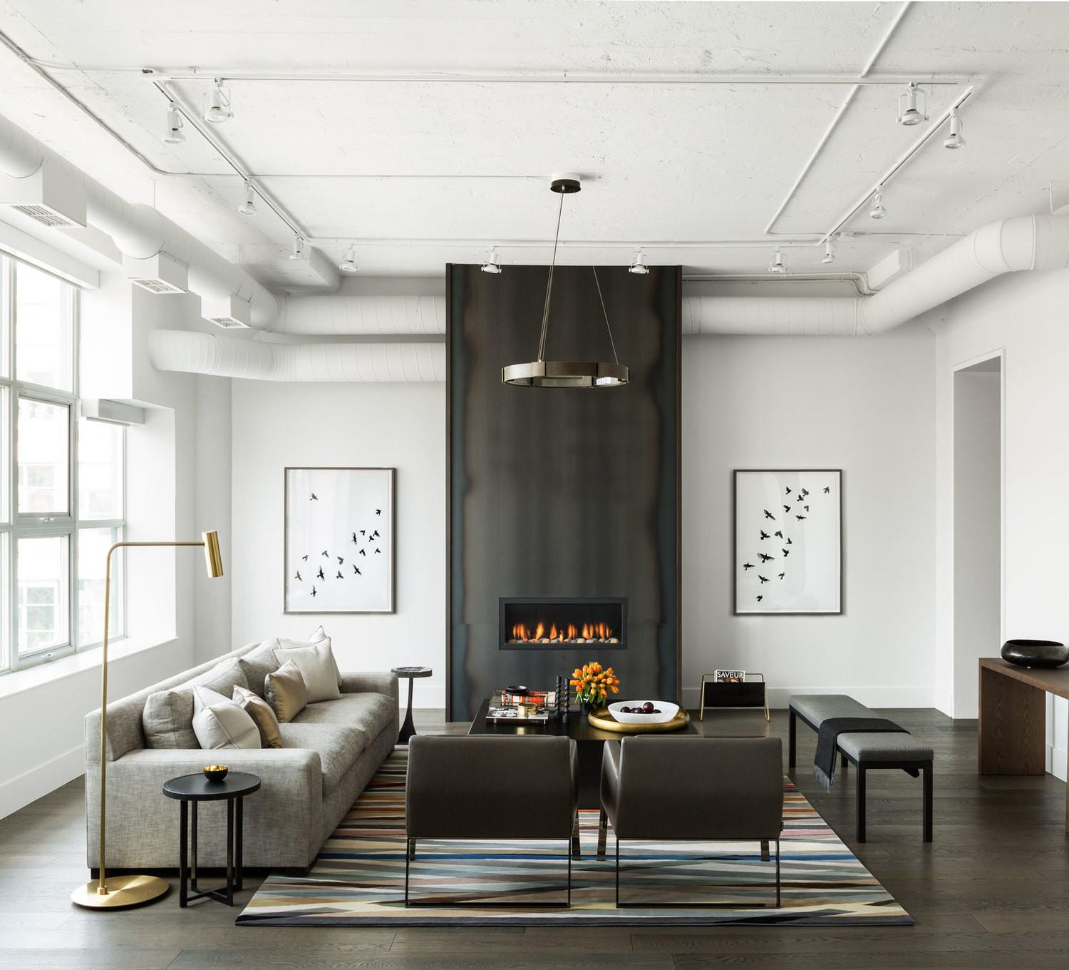 Toronto Merchandise Warehouse Converted Modern Day