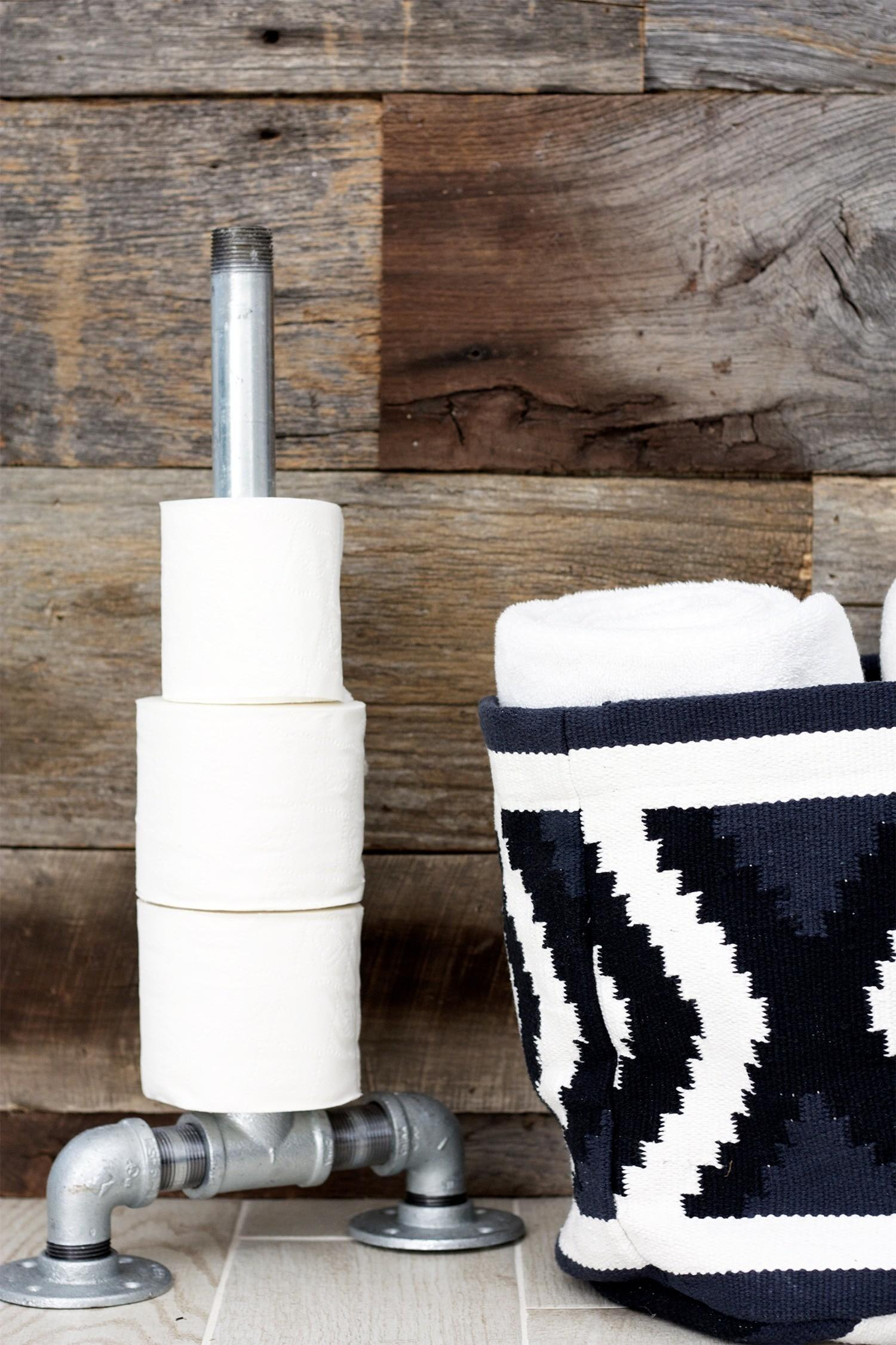 Totally Unusual Diy Toilet Paper Holders Homelovr