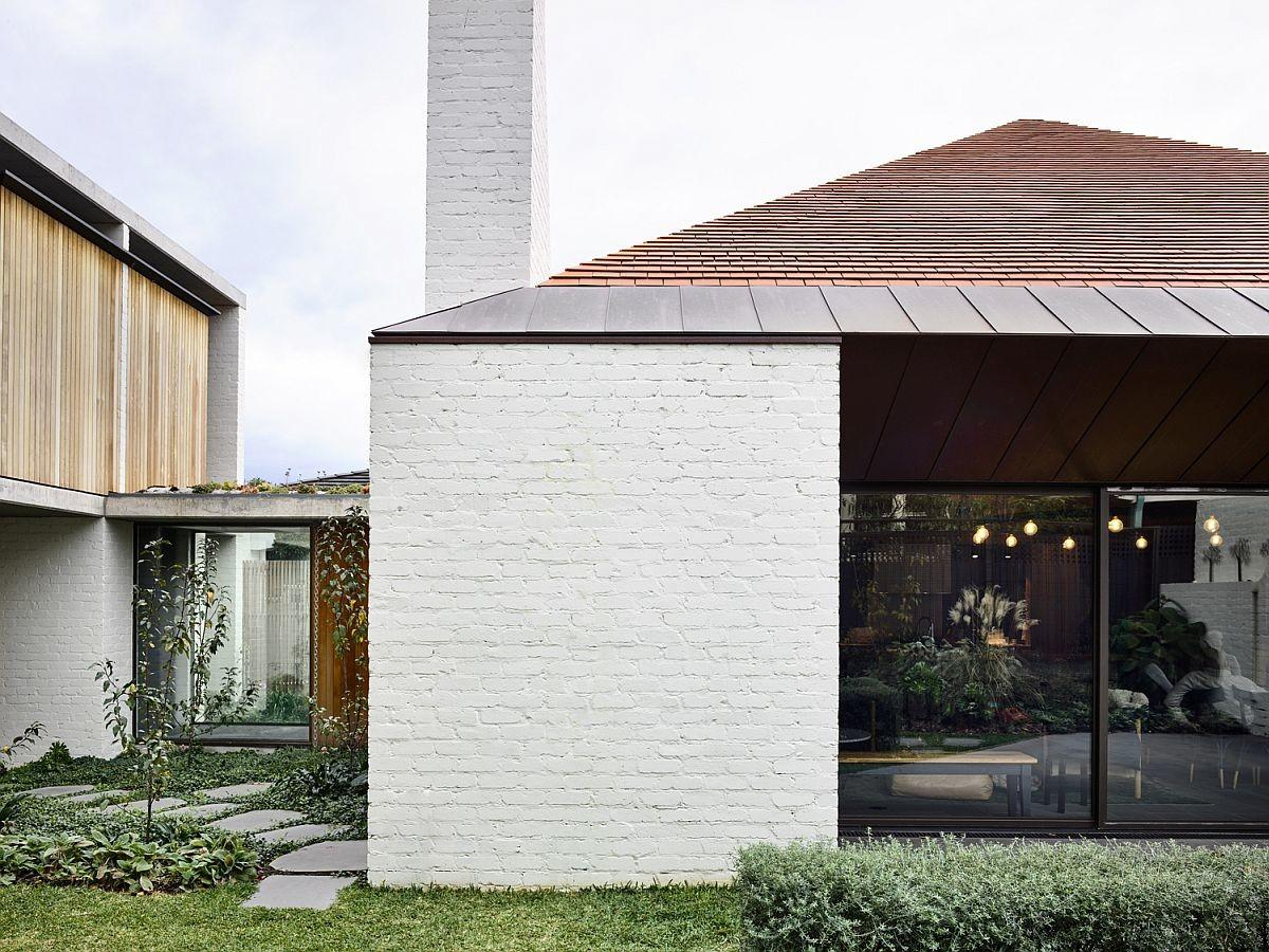 Touch Whimsy Modern Melbourne Home Edwardian