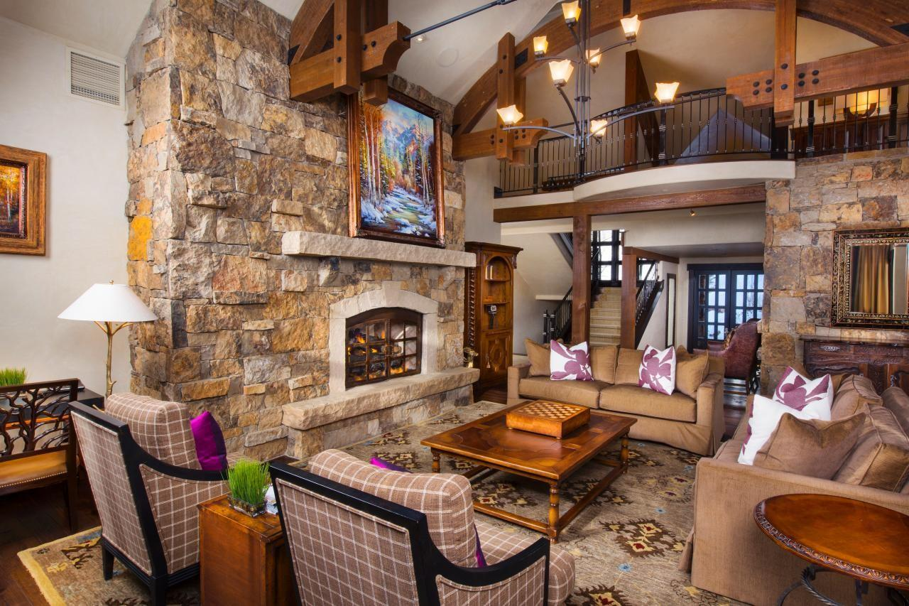 Tour Lodge Style Mountain Home Edwards Colo