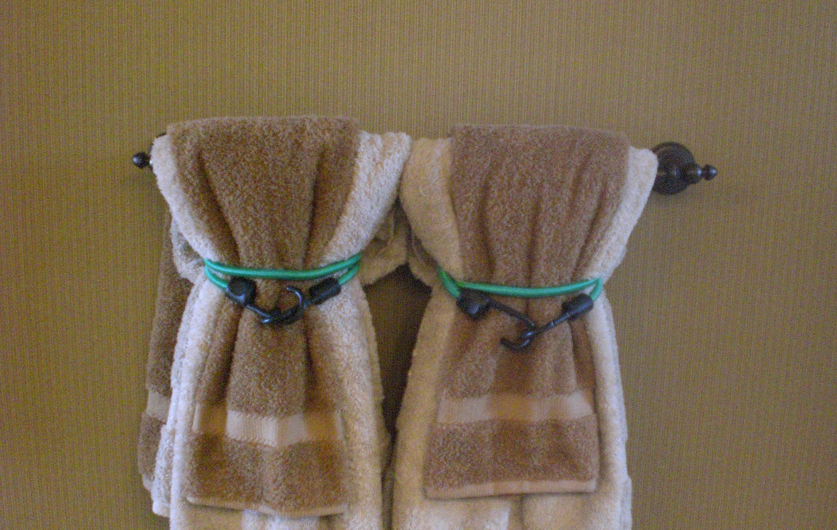 Towel Decorations Shaping Spaces Group Blog