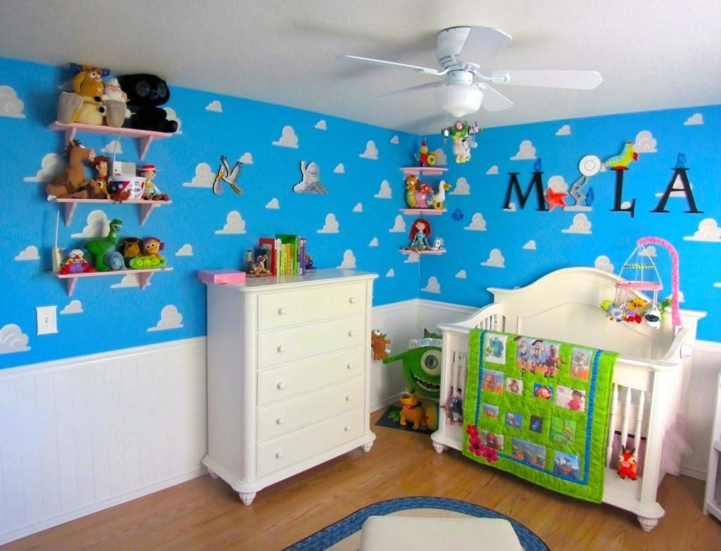 Toy Story Bedroom Colors