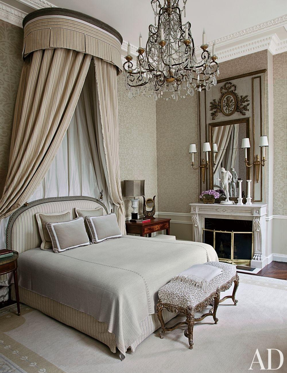 Traditional Bedroom Jean Louis Deniot Designfile