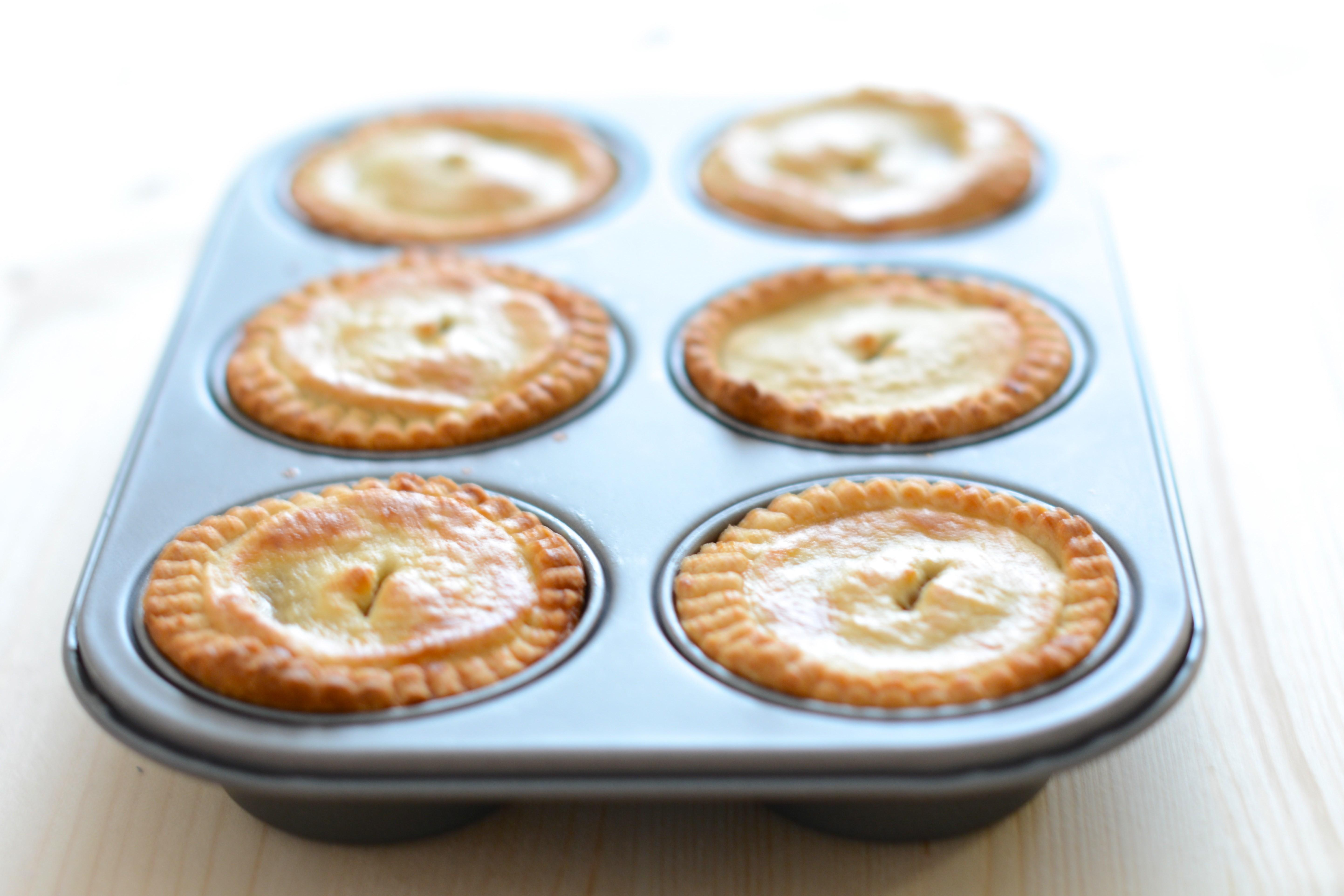 Traditional Deep Filled Mince Pies Charlotte Lively