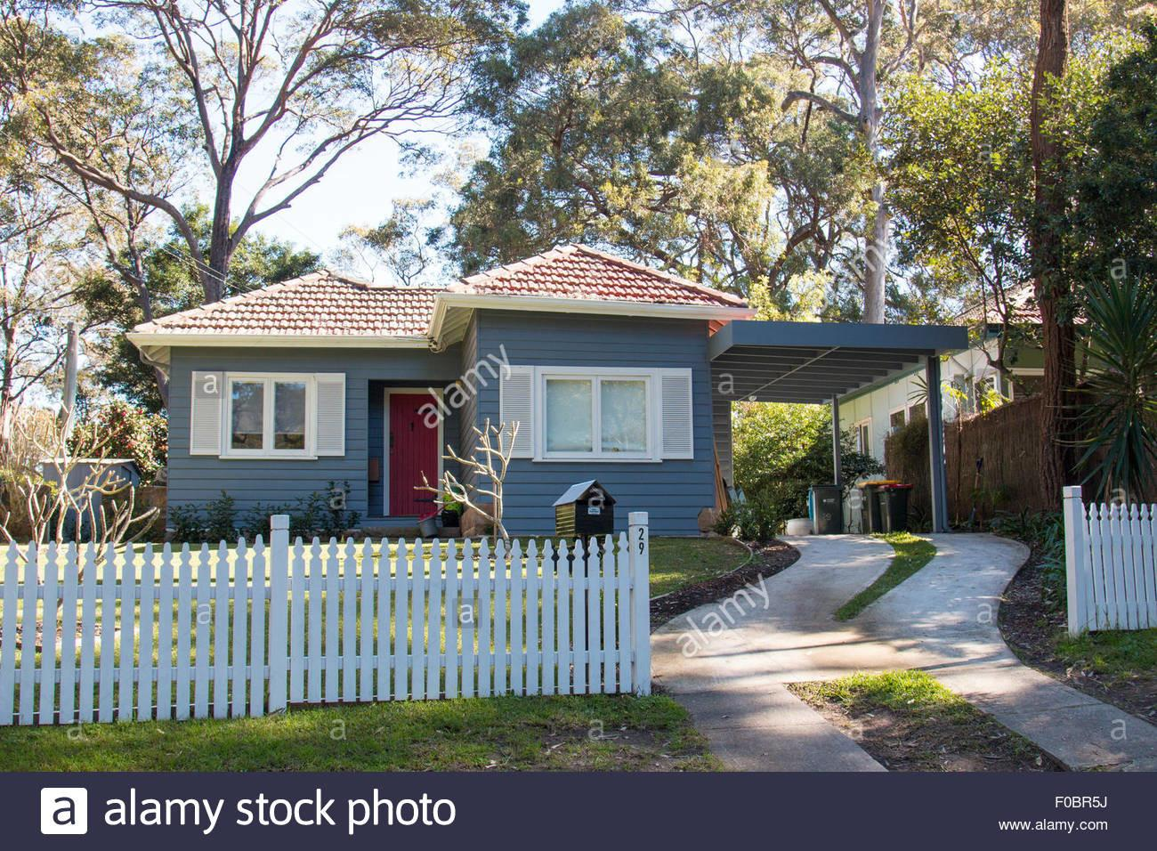 Traditional Detached Cottage Home House Avalon Beach