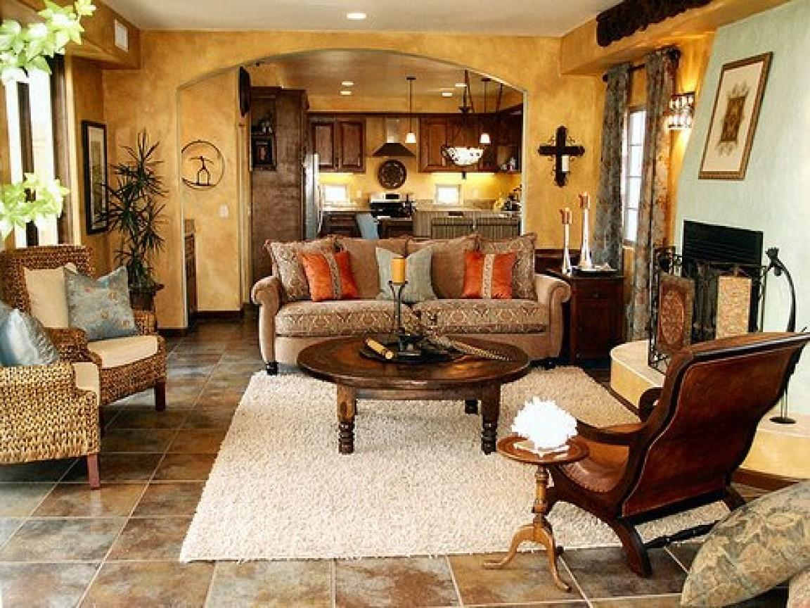 Traditional Furniture Styles Spanish Style Patios Mexican