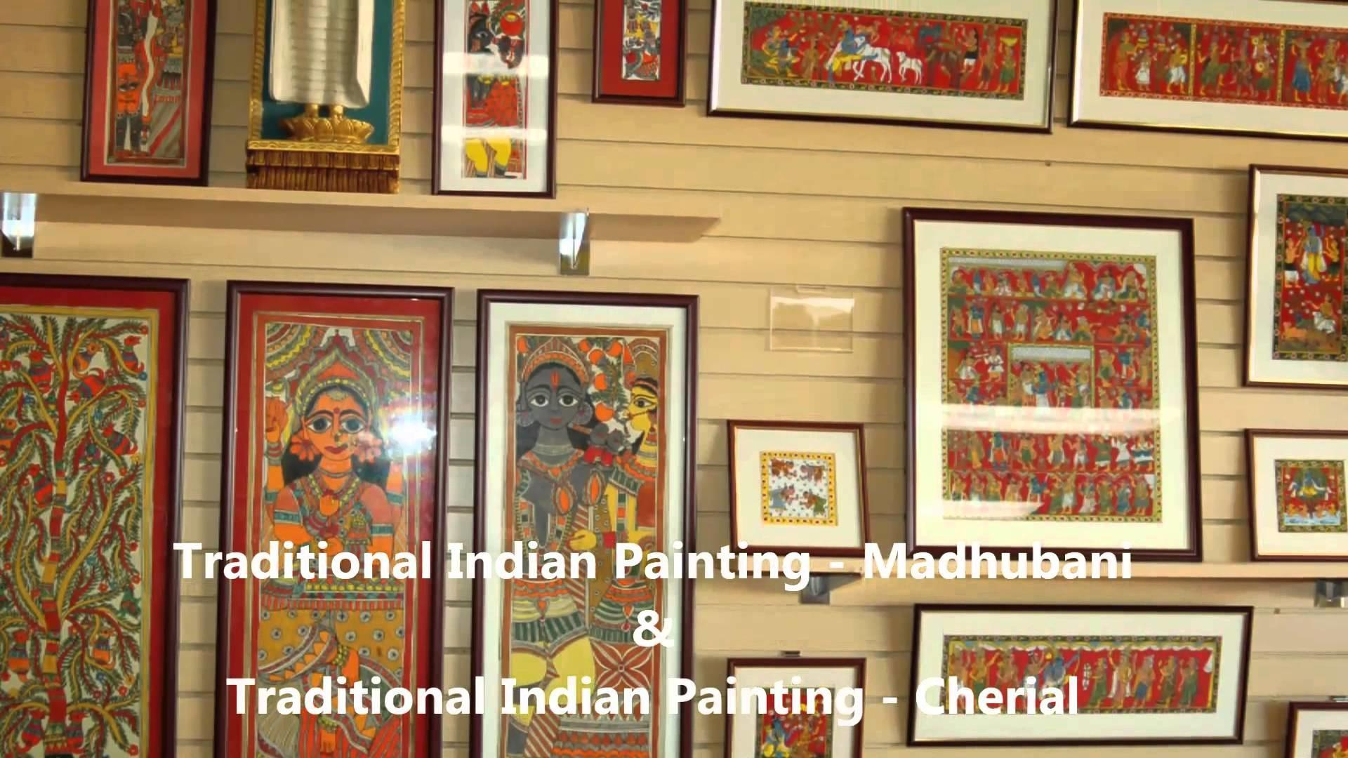 Traditional Indian Crafts Decor