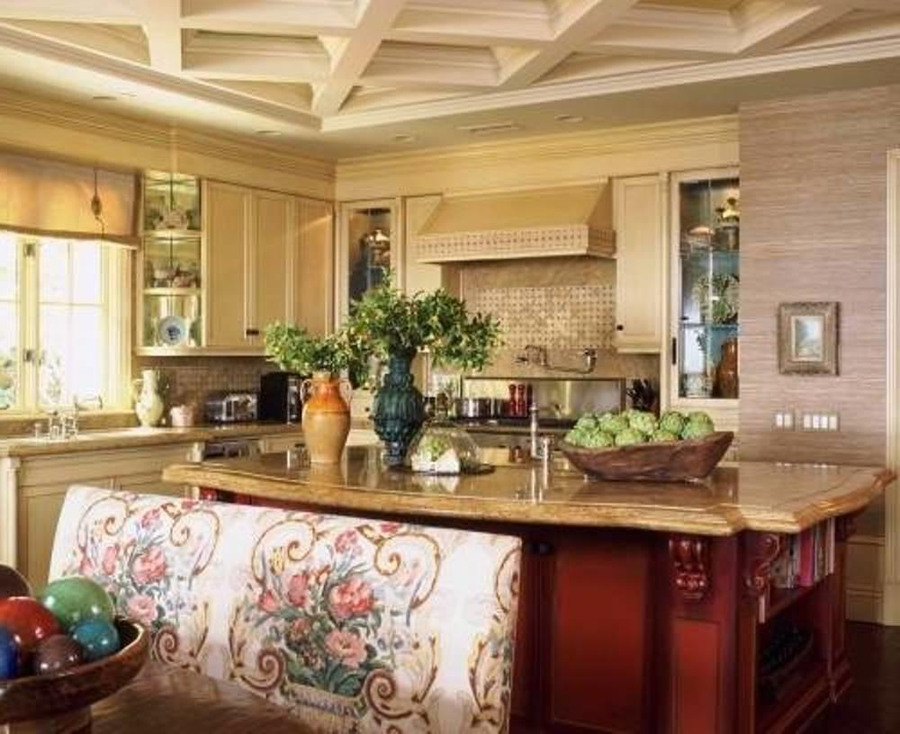 Traditional Italy Themed Kitchen Decor Decobizz
