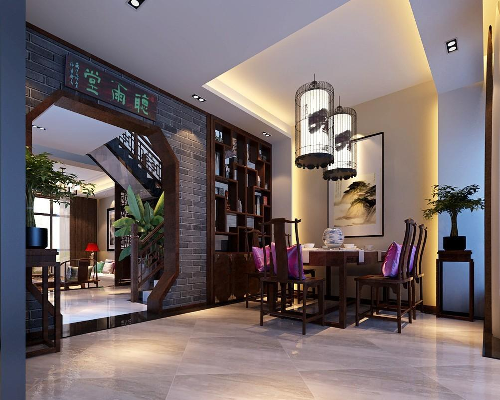 Traditional Style Dining Room Decoration Chinese