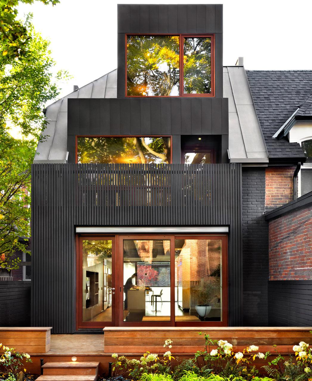Traditional Toronto House Becomes Modern Design Milk