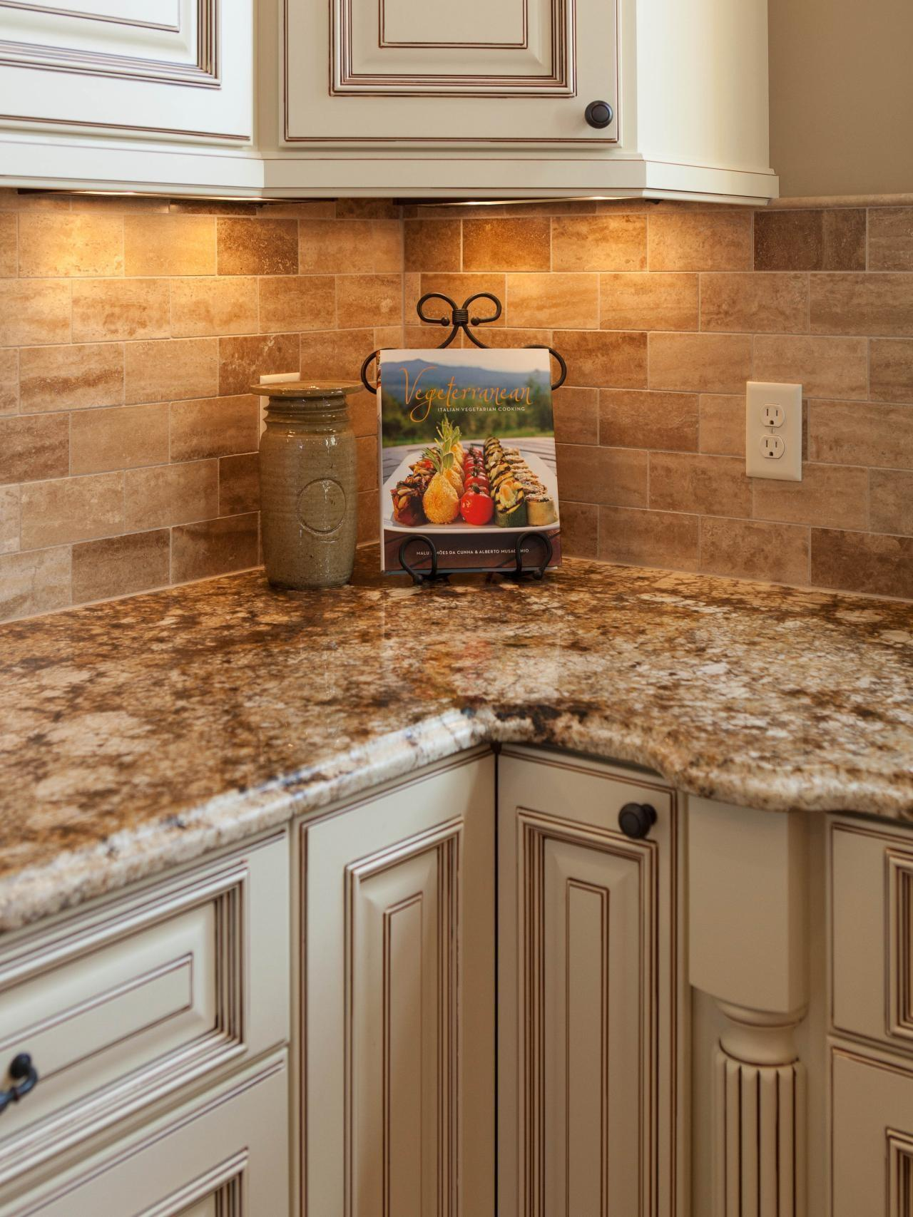 Traditional Tuscan Kitchen Makeover Chantal Devane