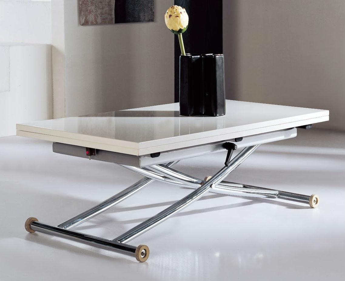 Transforming Table Coffee Into Dining Save
