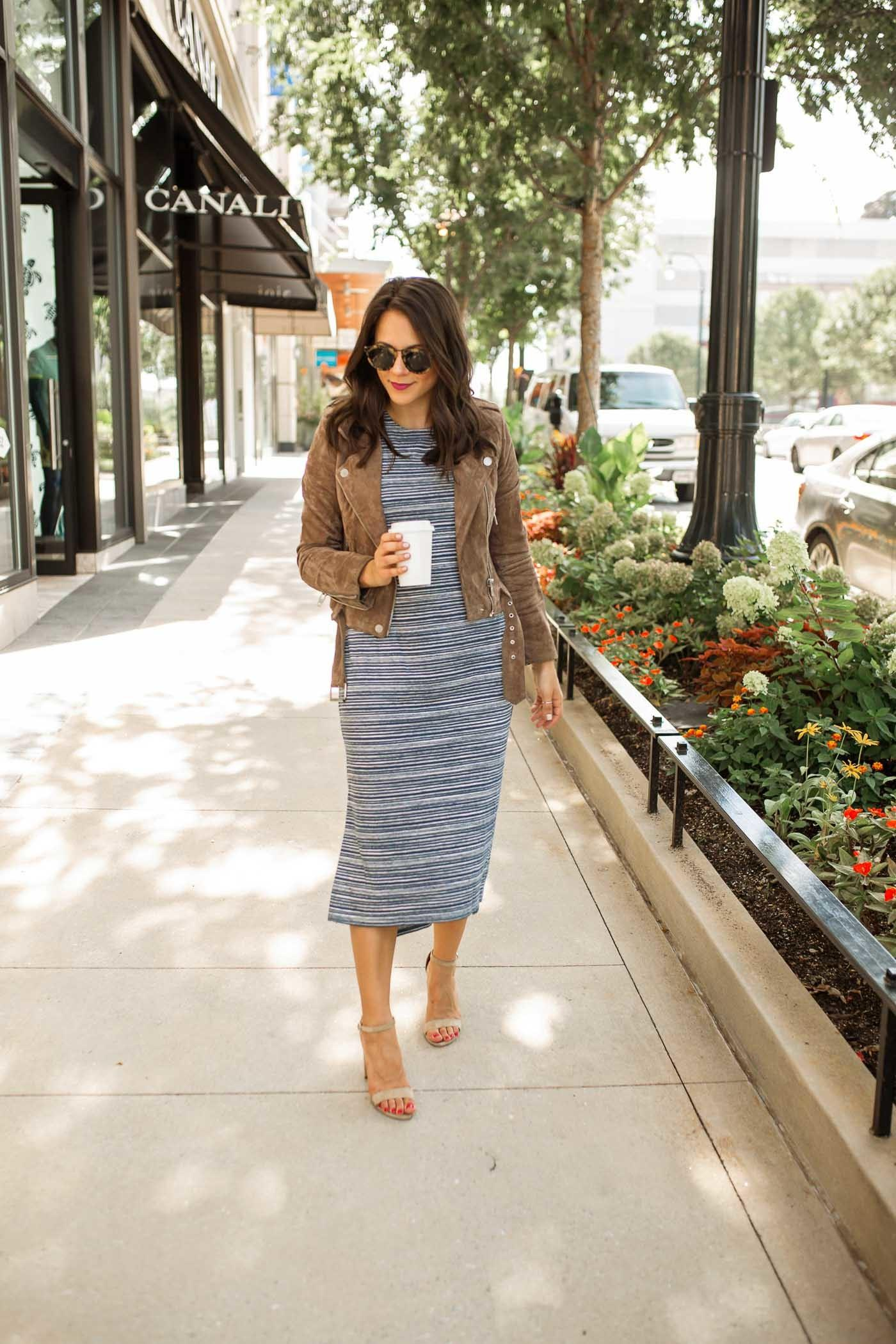 Transition Outfits Summer Fall Style Vita