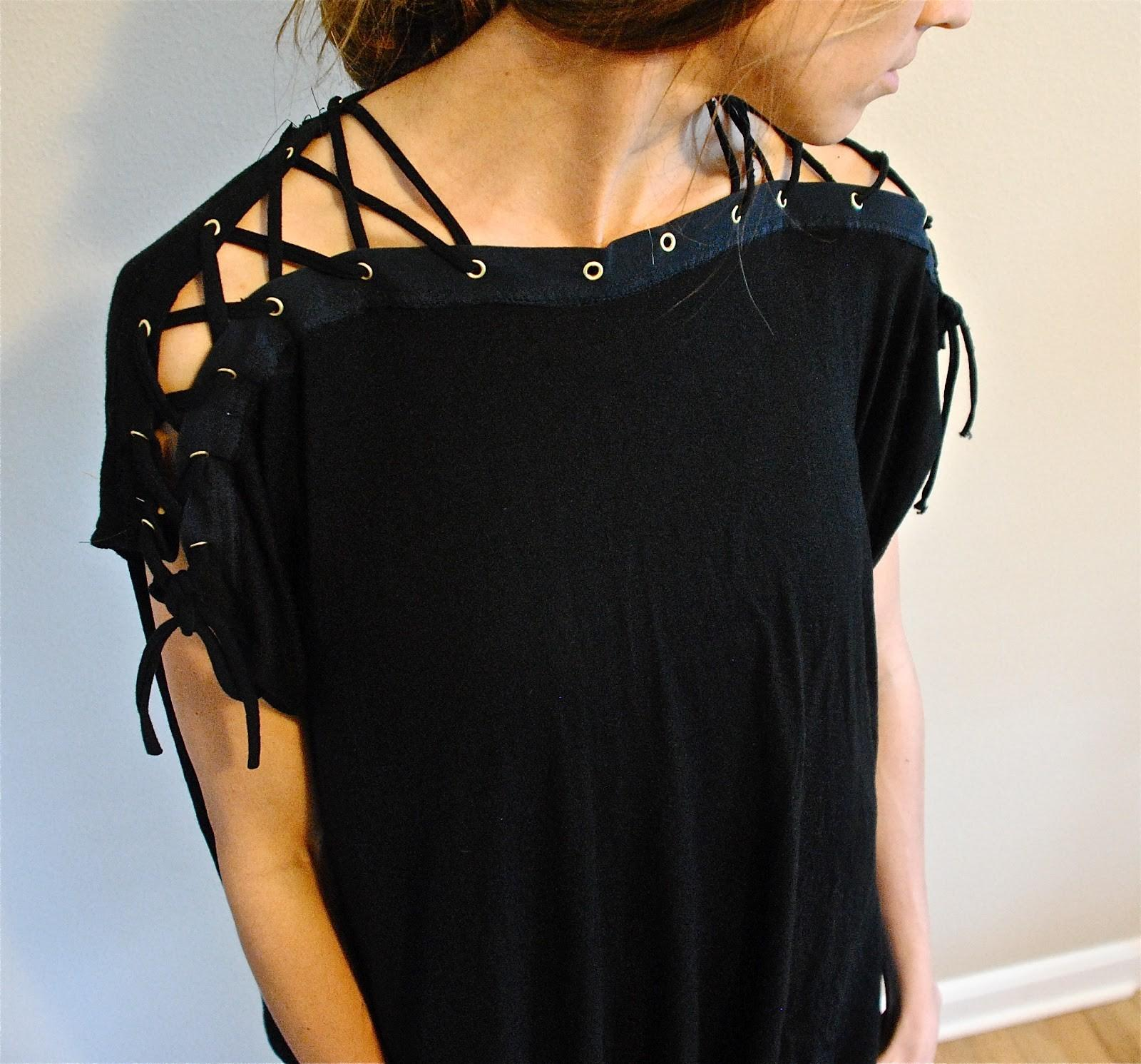 Trash Couture Diy Lace Collar