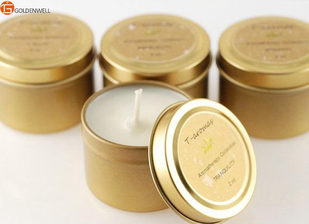 Travel Scented Candles Tin Buy