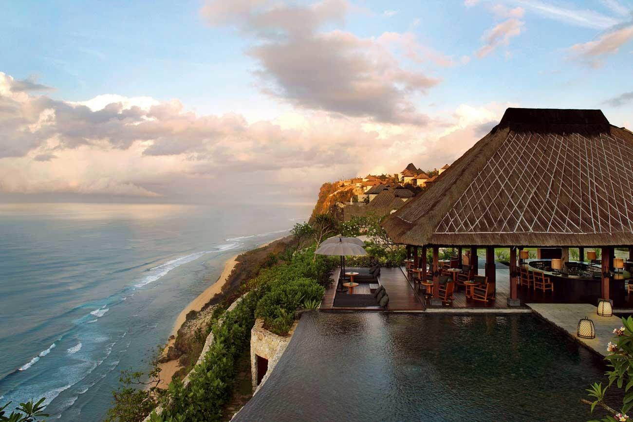 Travel Way Indonesia Bali Bulgari Resort Villa
