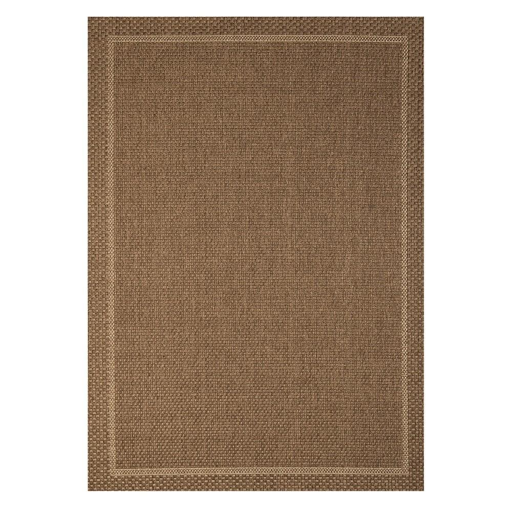 Treasure Garden Birmingham Almond Outdoor Area Rug