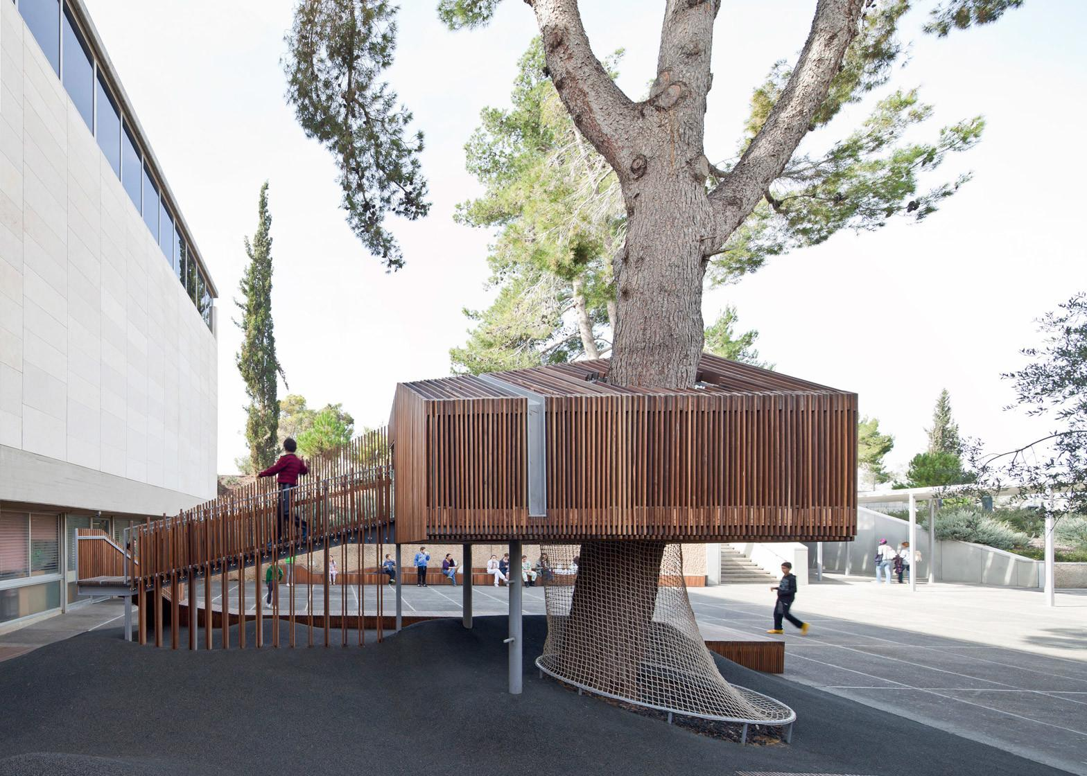 Tree House Designs Deluxe Home Design