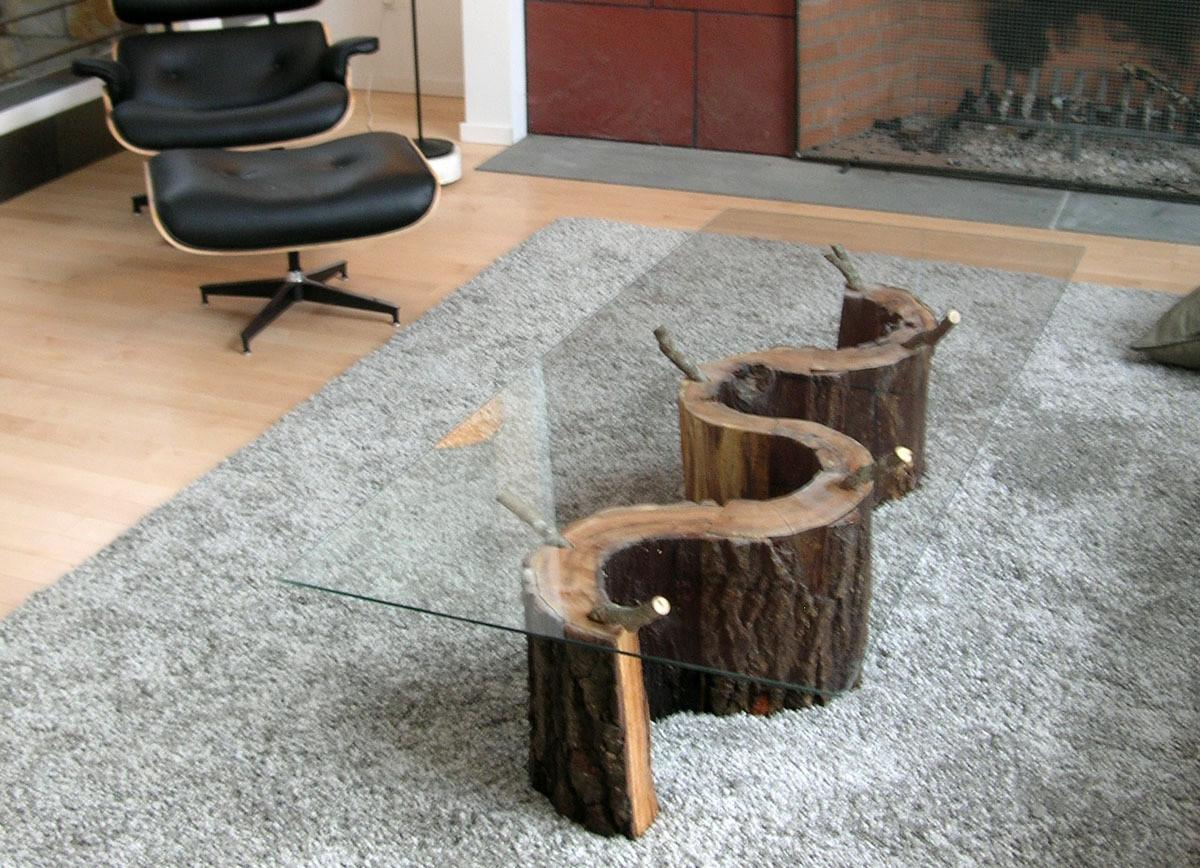 Tree Stump Side Table Canada Designer Tables Reference
