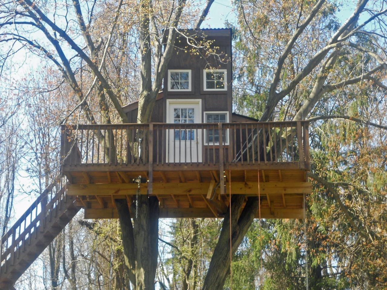 Treehouse Designers Guide Living Tree Llc