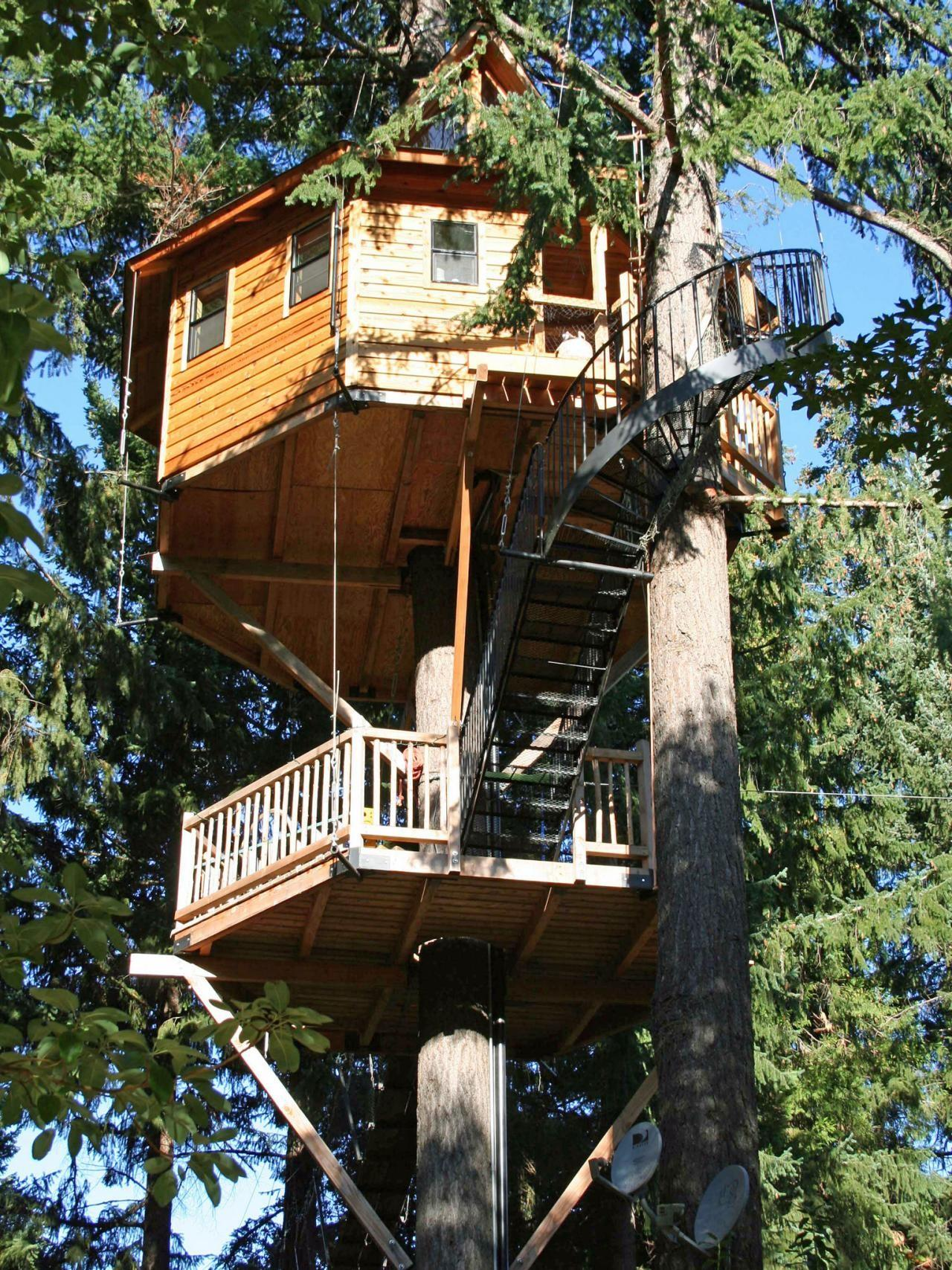 Treehouse Designers Guide Treehouses