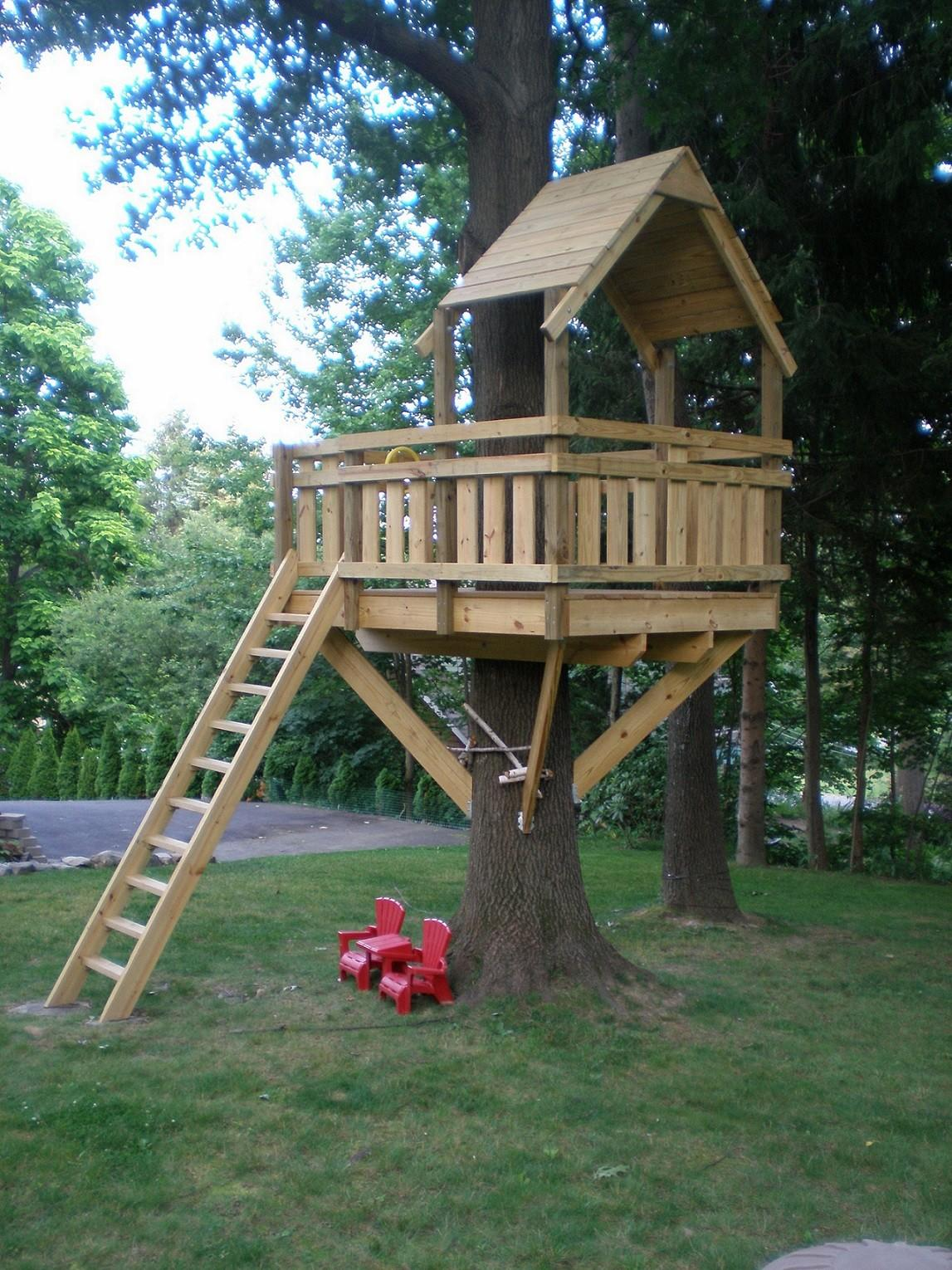 Picture of: Upscale Awesome Tree Houses For Kids That We Should All Have Images Decoratorist