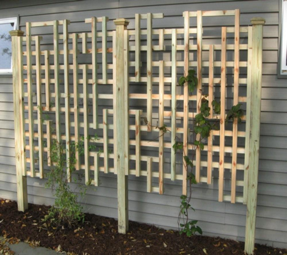 Trellis Panels Here Some Abstract Contemporary