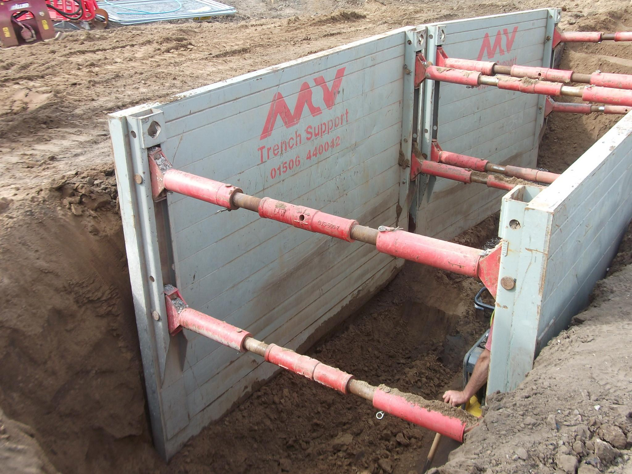 Trench Support