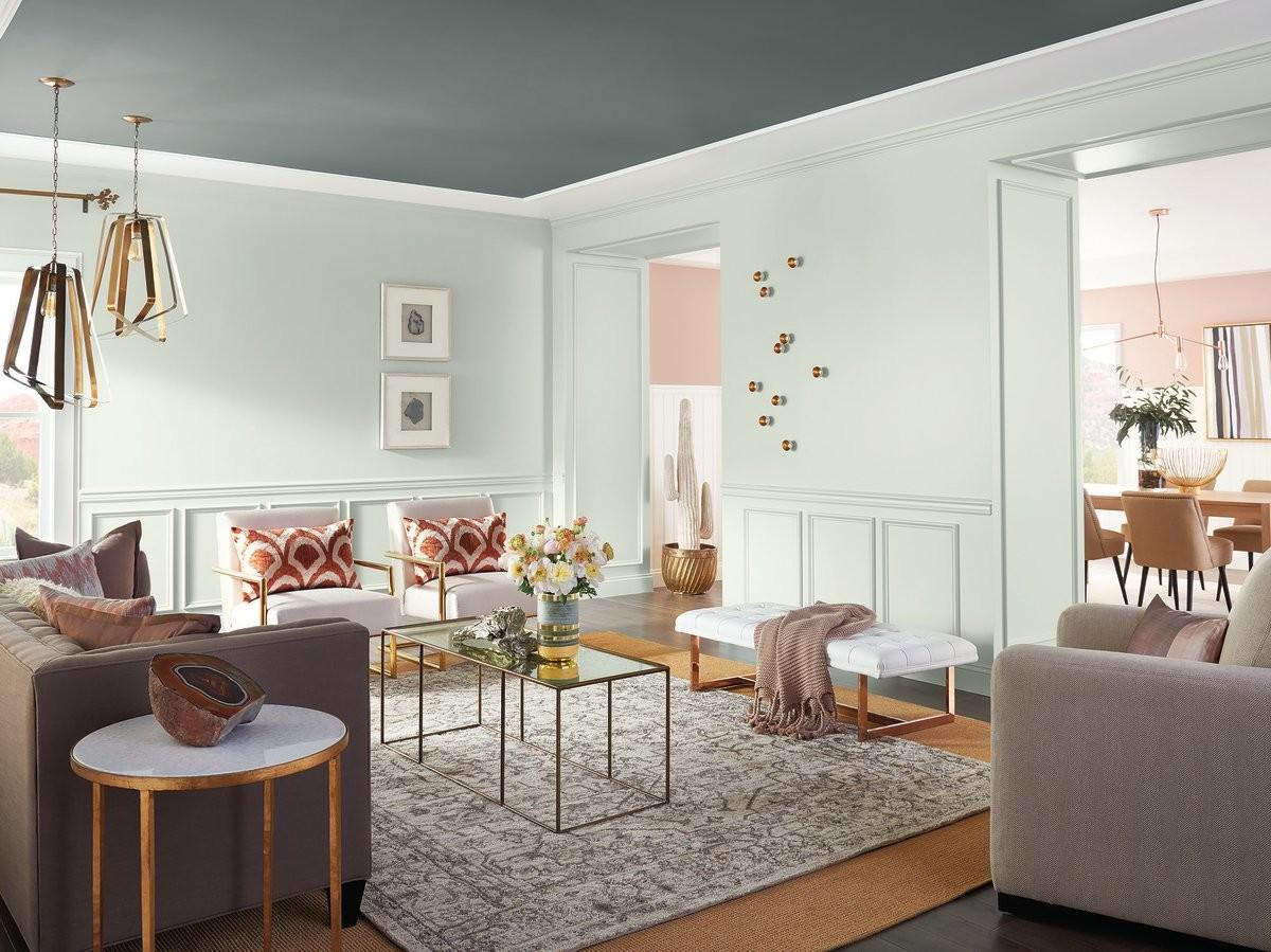 Trend Alert These Hottest Paint Colors