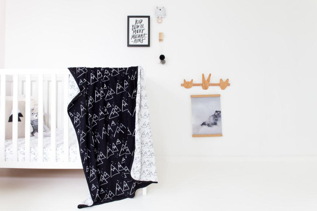Trend Future Monochrome Nursery