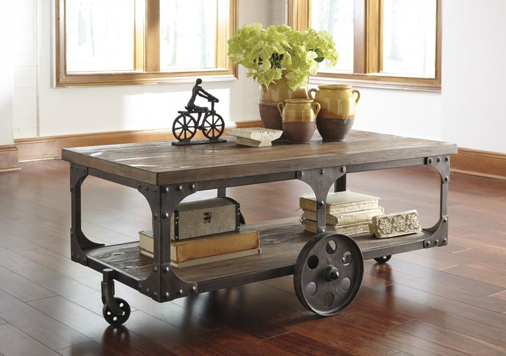 Trend Rustic Industrial Chic