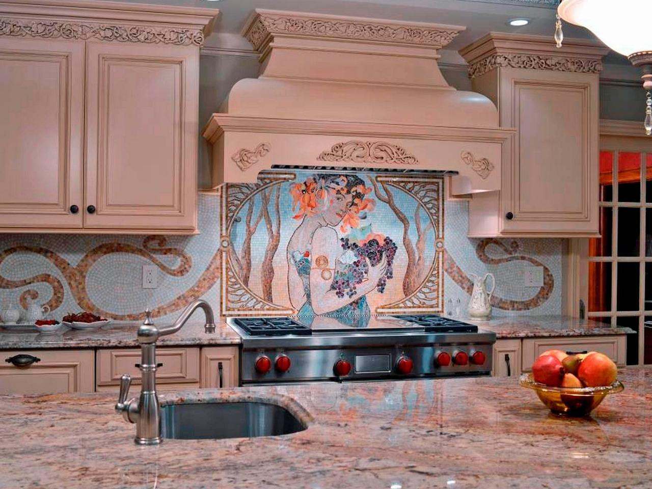 Trendiest Kitchen Backsplash Materials Ideas