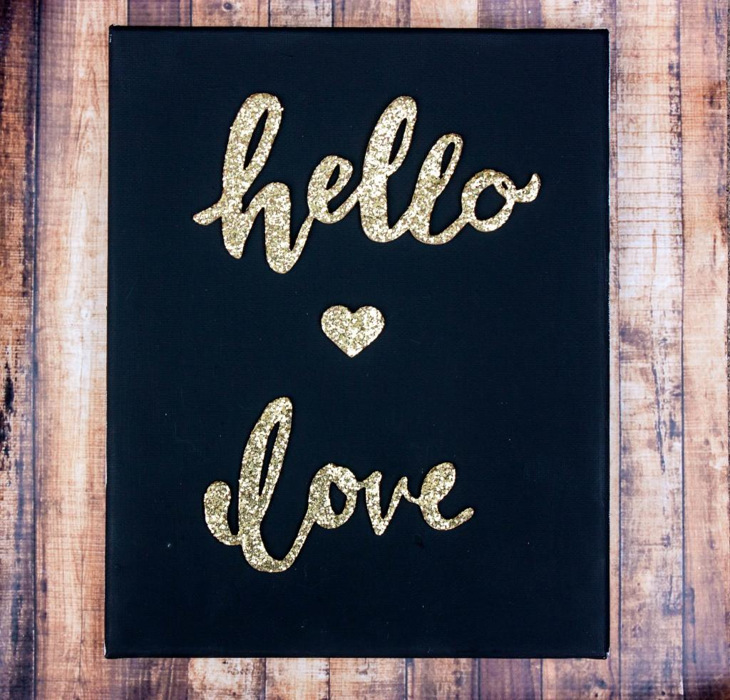 Trendy Diy Projects Lovers Gold Black