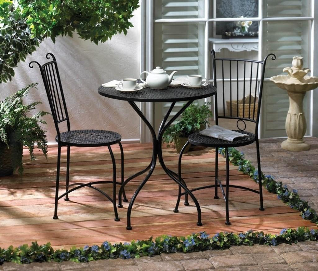 Trendy Furniture Rustic Outdoor Dining Table Design