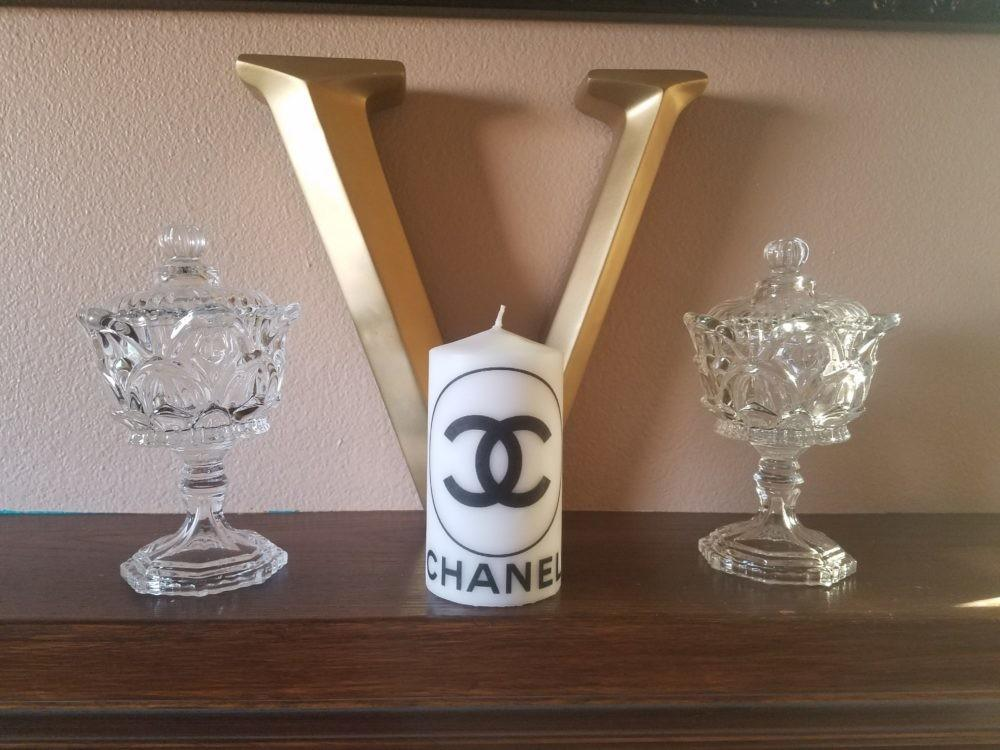 Trendy Home Decor Chanel Candle