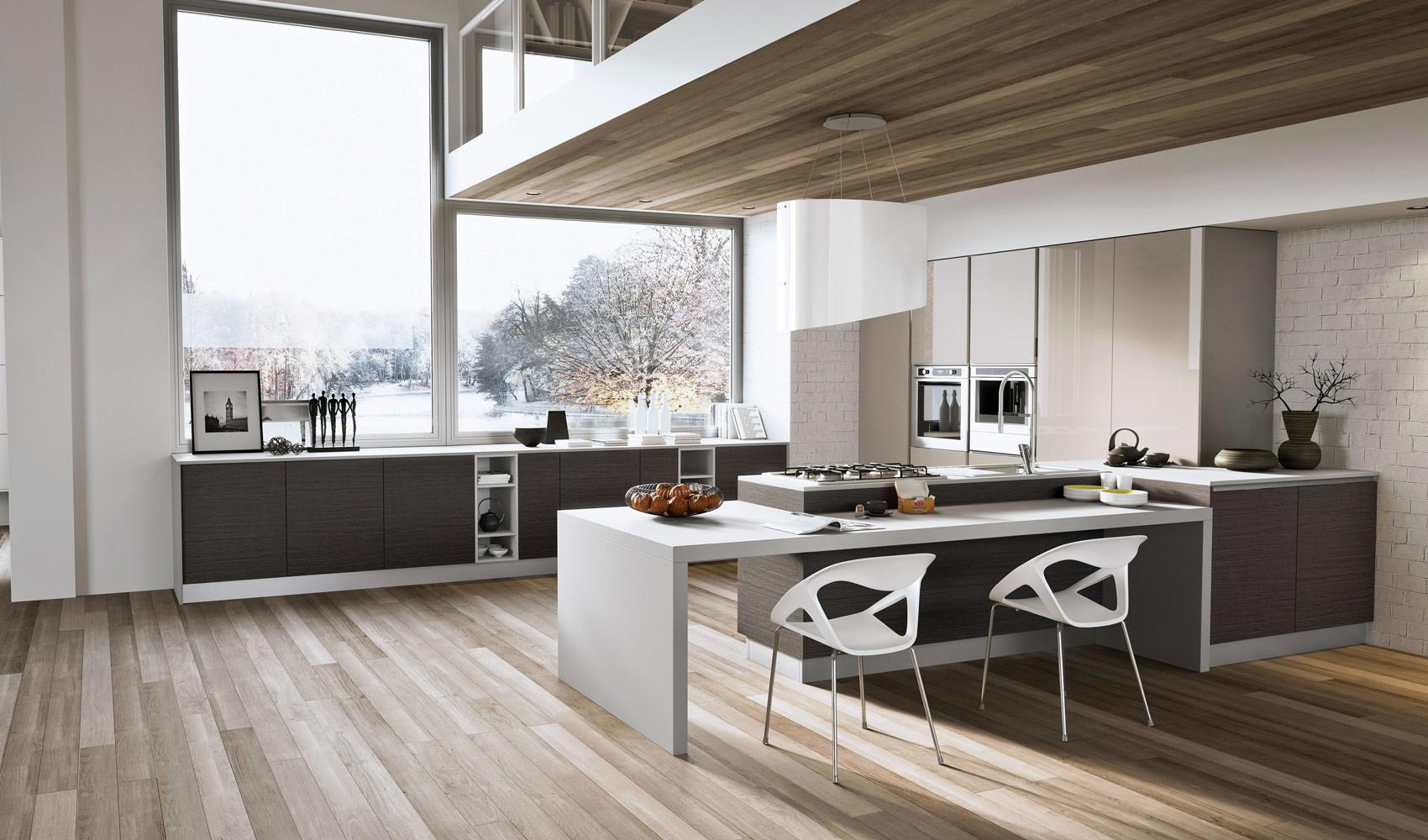 Trendy Kitchen Designs Modern Minimalist Style