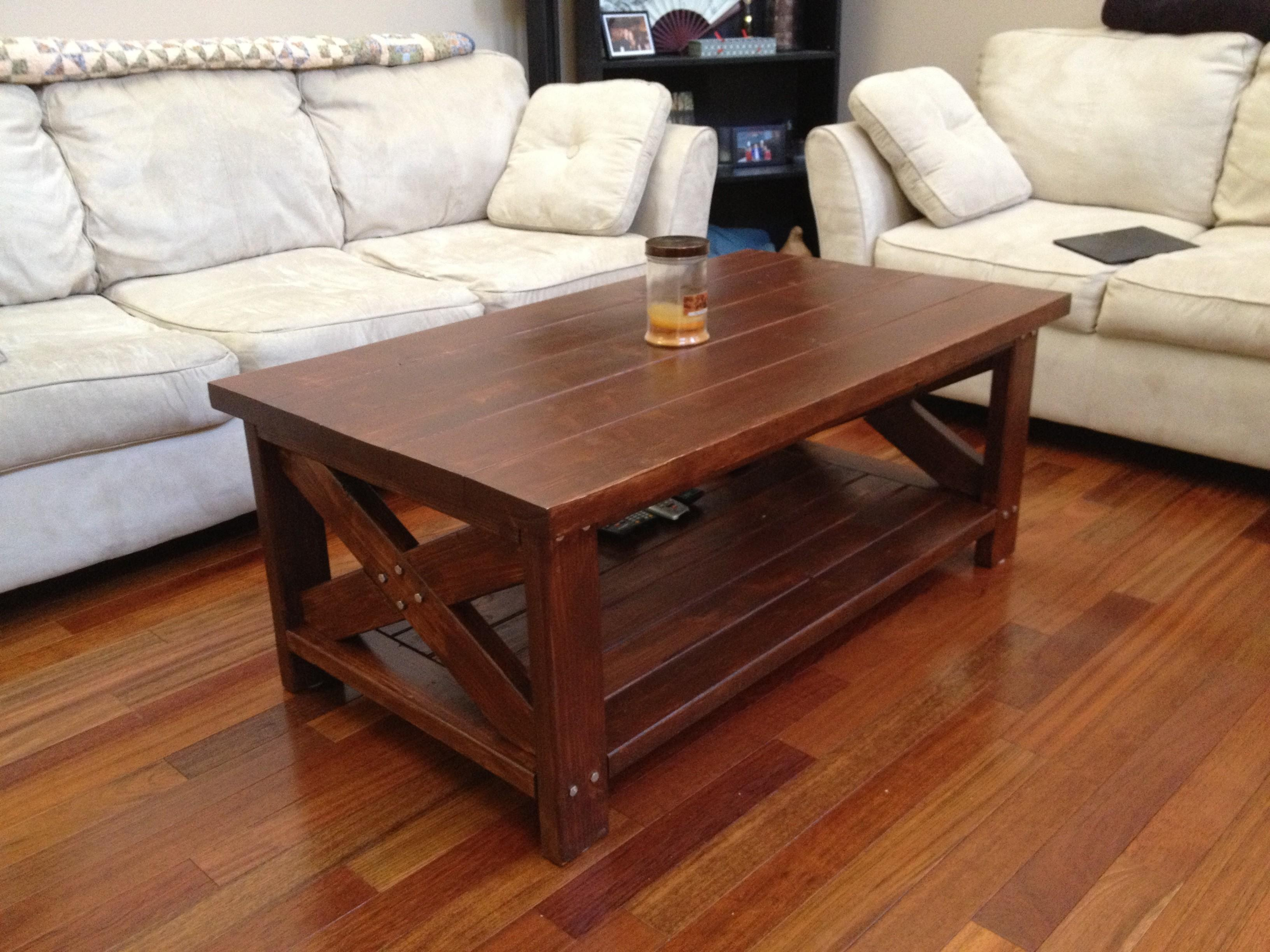 Trendy Log Coffee Tables Canada Diy