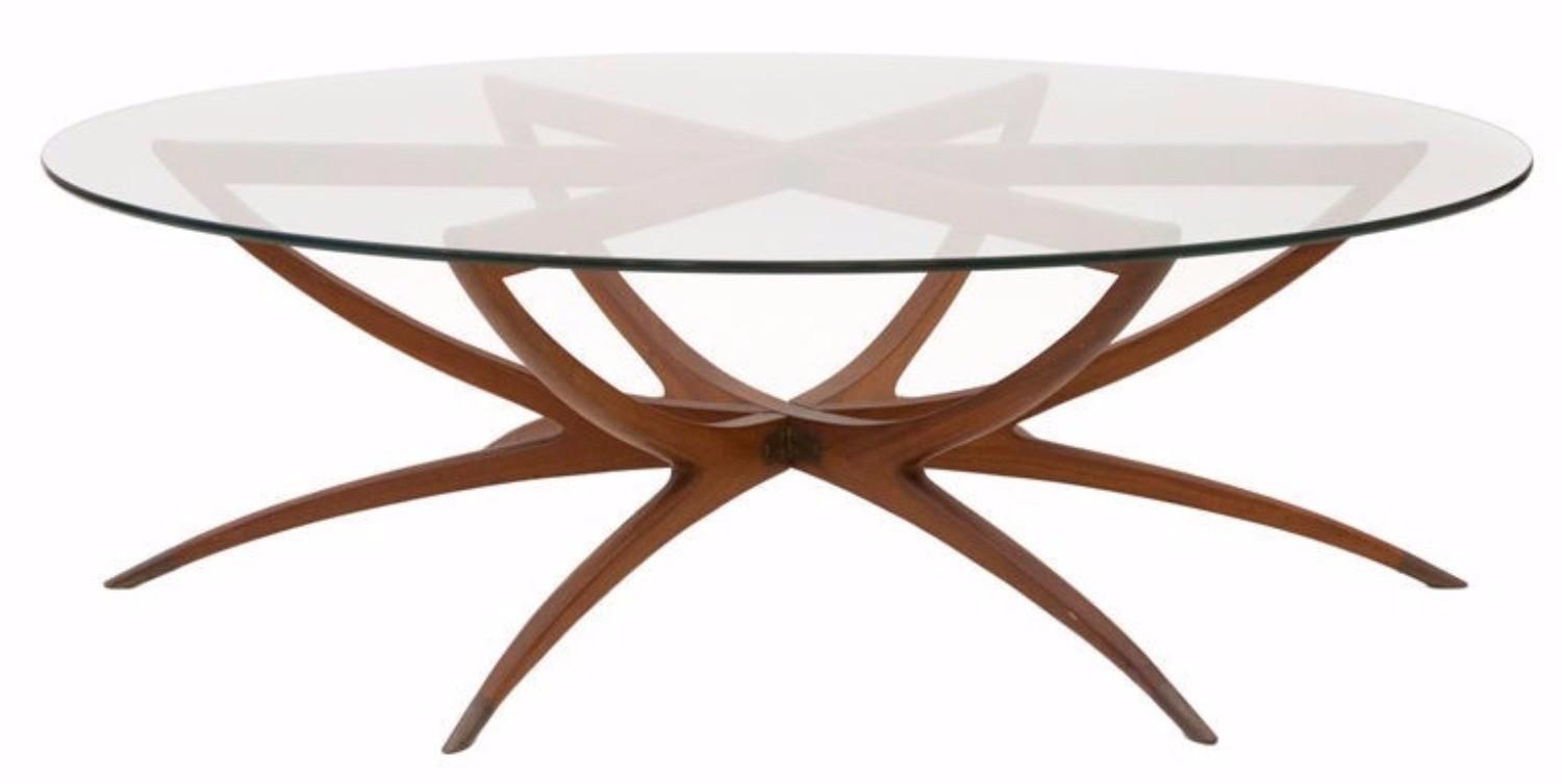 Trendy Materials Used Modern Coffee Table