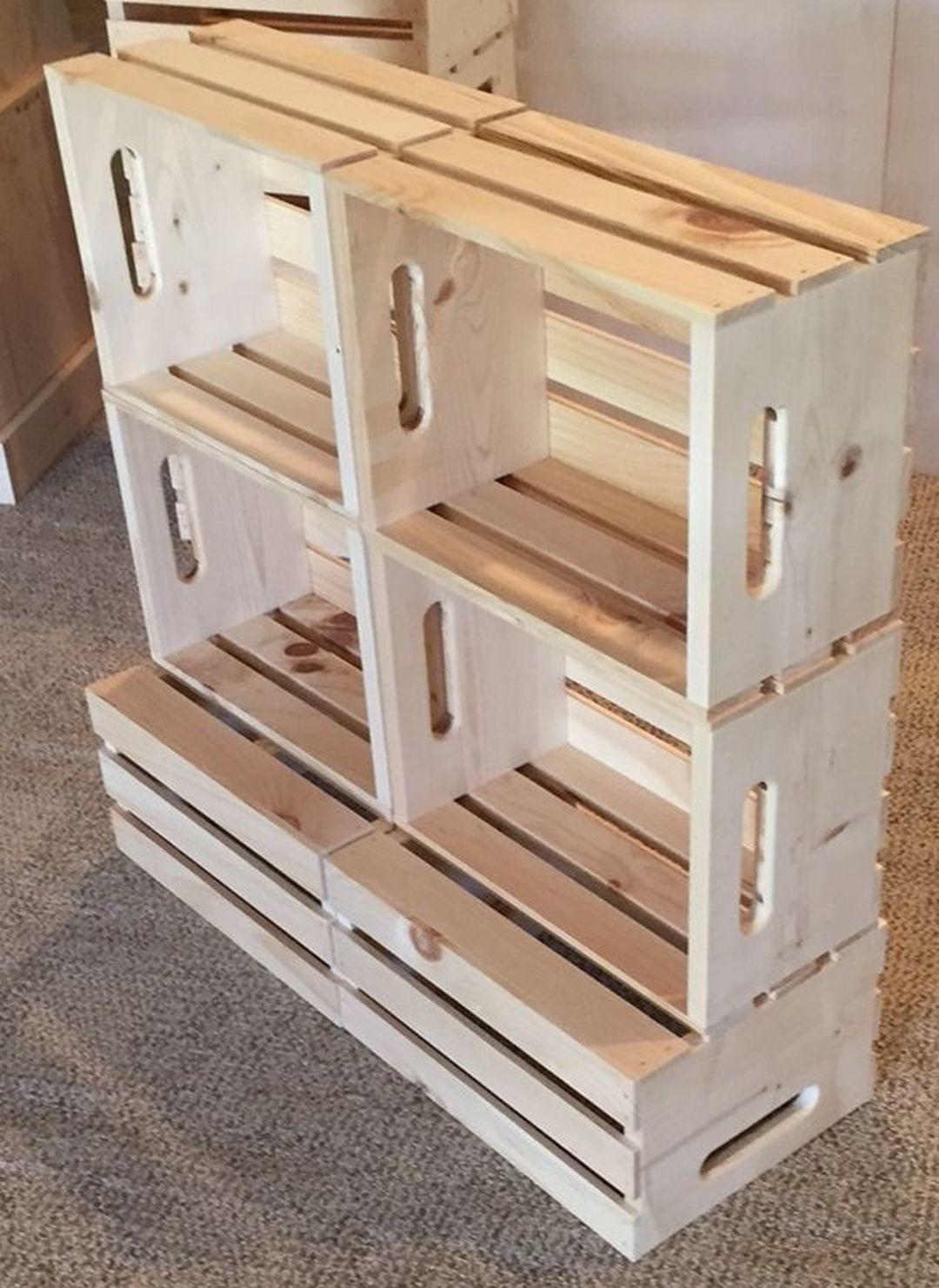 Trendy Reclaimed Wood Furniture Decor Ideas Living