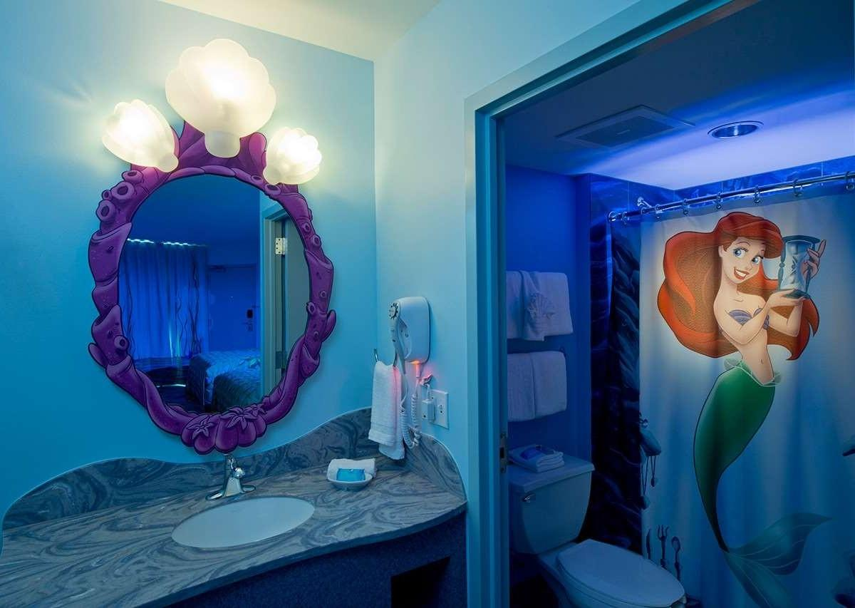 Trendy Repair Along Mermaid Bathroom Decor