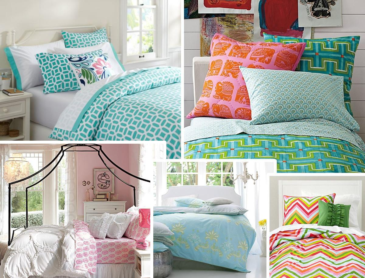 Trendy Teen Girls Bedding Ideas Withcontemporary Vibe