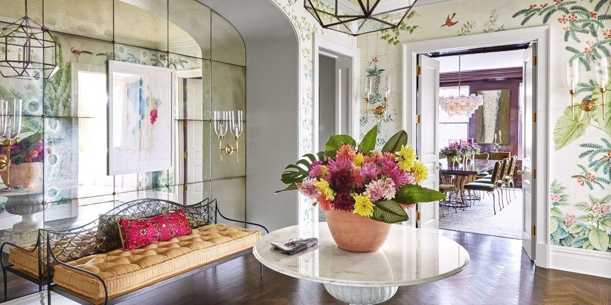 Trendy Welcoming Entryway Ideas