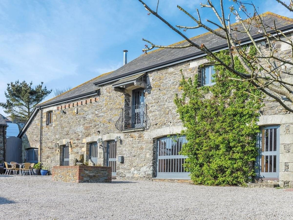 Trescowthick Barn Newquay Selfcatering Travel
