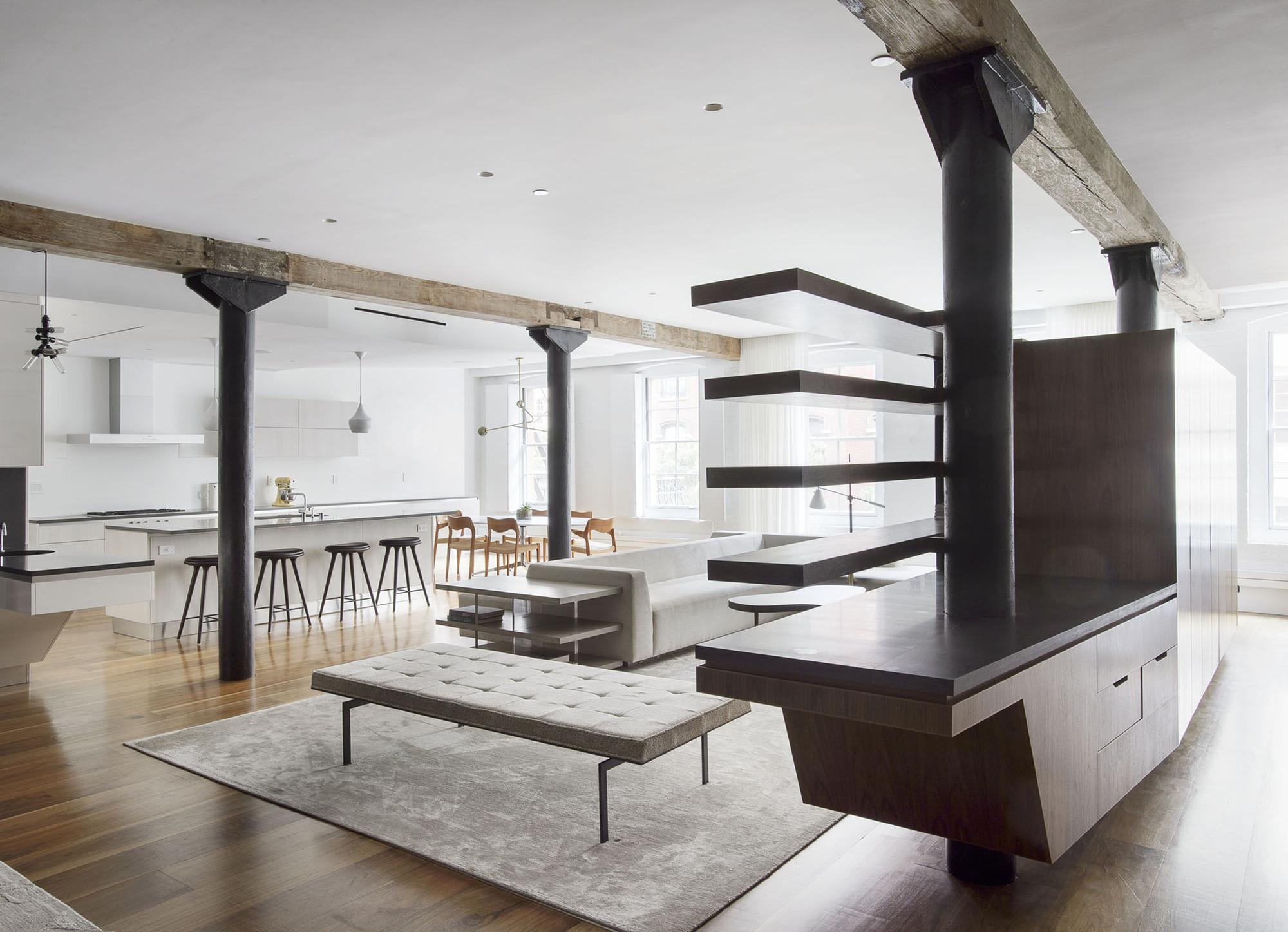 Tribeca Loft Office Architecture