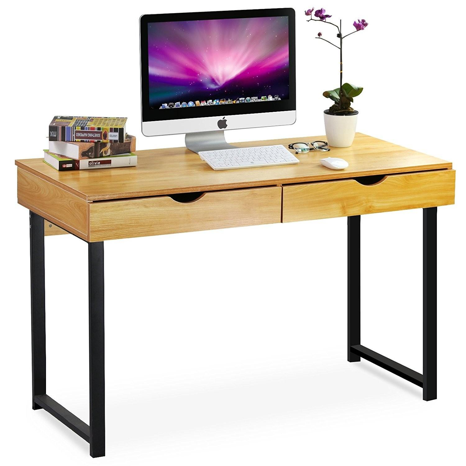 Tribesigns Computer Desk Modern Stylish Home Office