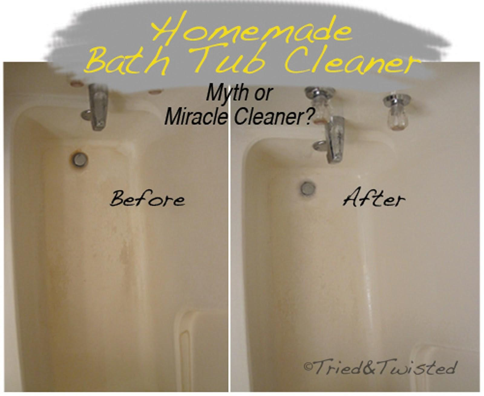 Tried Twisted Myth Miracle Cleaner Series Clean
